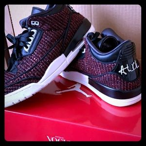Nike limited edition Air Jordan  sz 9.5